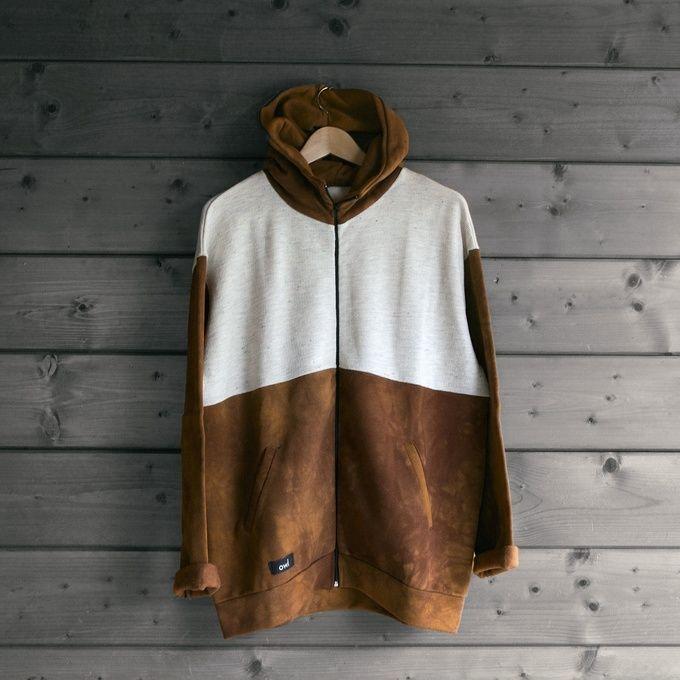 Desert.Cream Sweater http://www.fromowl.com/
