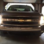 This article describes how to do a headlight bulb replacement on a 2008 Chevy Silverado. It's easy to do and will save you time and money!