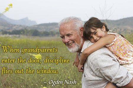 Ogden nash quote on grandparents love