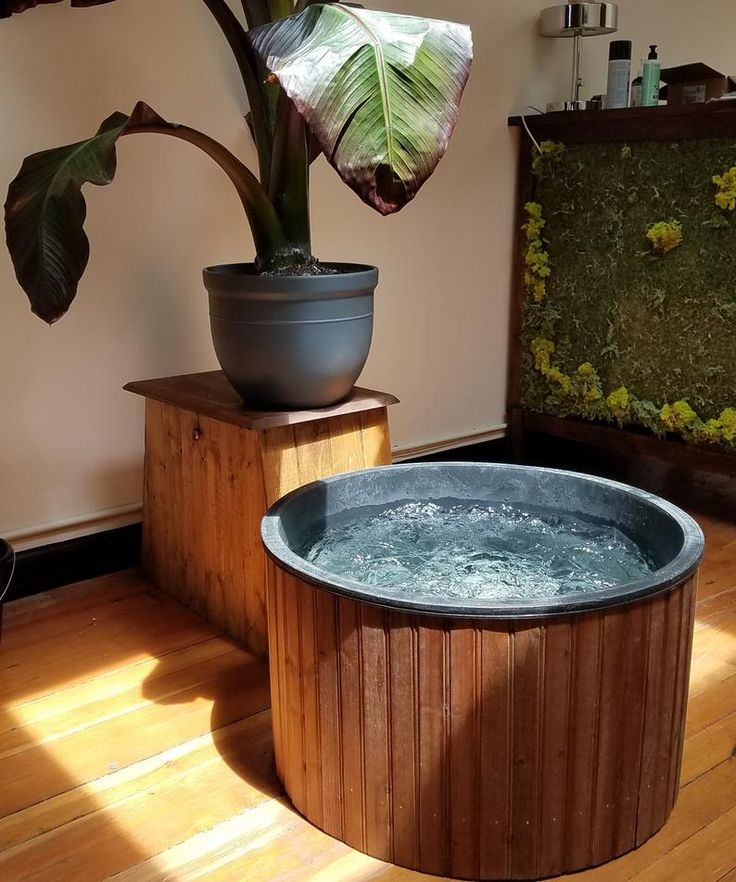 Sole Bowl Foot Spa Balcony Model Etsy In 2021 Hot Tub Single Person Hot Tub Foot Spa