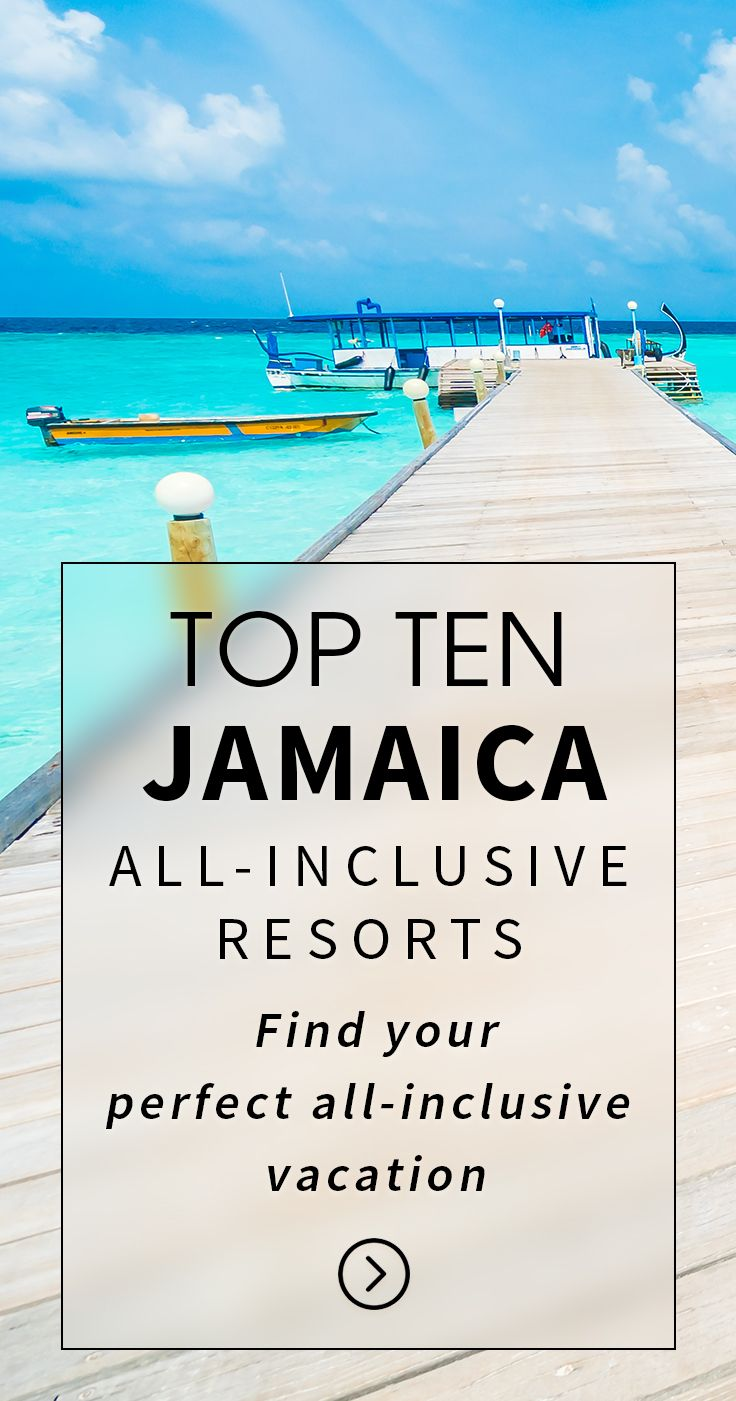These Are The Top Ten All-Inclusive Jamaica Resorts Of