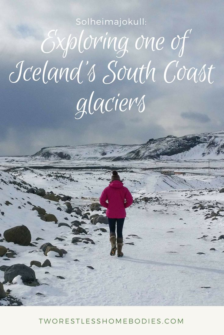 Hike across what feels like a Martian landscape, touch blue glacier ice, and enjoy a blustery feeling of adventure at one of the South Coast's glaciers.