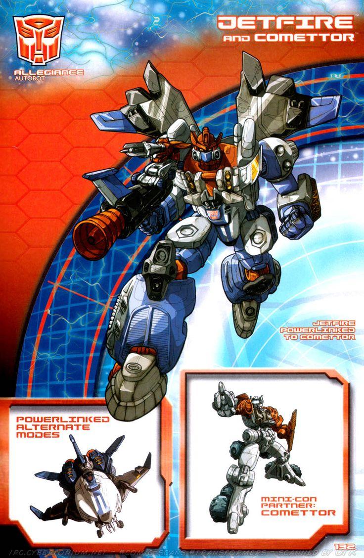 Autobot and his Minicon partner