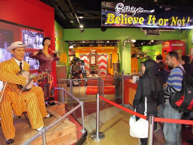 Ripley's Believe It or Not - Planet Hollywood Package | http://ift.tt/2f5UZXJ #pin #deals #travel #traveldeals #tour #show #musicals #usa #unitedstates #orlando #lasvegas #newyork #LosAngeles #SanFrancisco #hawaii #Ripley's Believe It or Not - Planet Hollywood Package
