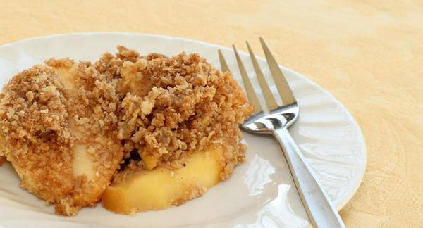 Torta de maçã - BabyCenter
