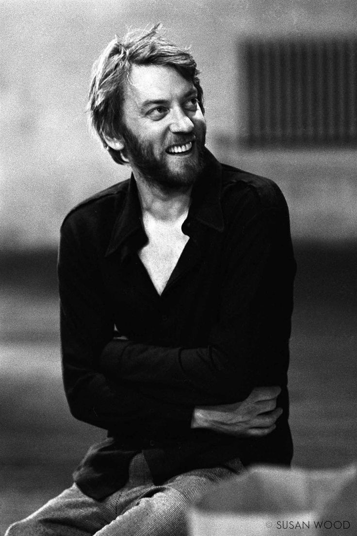Donald Sutherland, OC (born 17 July 1935), Canadian actor.