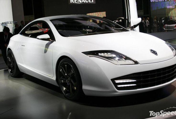 Renault Laguna Coupe configuration - http://autotras.com