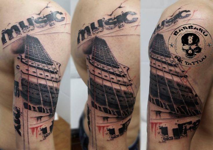 #tattoo #thebesttattooartists #thebestpaintattooartists #blackandgrey #blackandgreytattoo #blackandgreytattoos  #crazytattoos  #tattooalmeria #tattooed