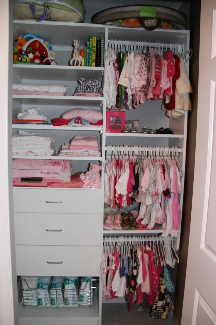 17 Best Images About Closets Big Baby Small Space On
