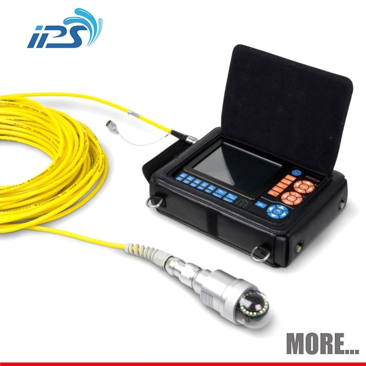 22 Best Pipe Inspection Camera From Ips Robot Images On