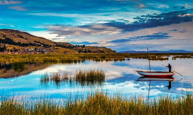 Basically, you'll be a black sheep and your stories will be far more original because almost everyone has seen the Eiffel Tower, but how many people have been to Lake Titicaca?   28 Reasons Why You Should Study Abroad In South America
