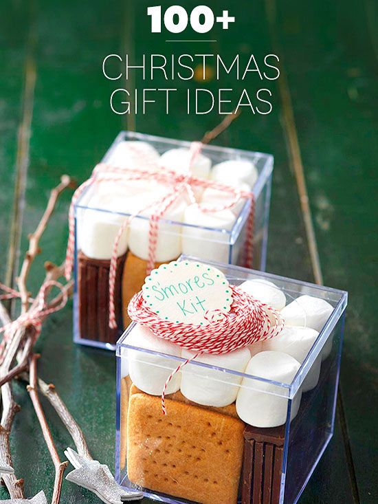 Homemade Christmas presents, handmade food gifts, pretty cards, and gorgeous gift wrap make every gift you give this Christmas extra special. We have Christmas gift ideas for everyone on your list -- even those that are hard
