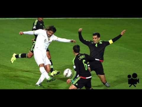 ☄  ¡Vergonzoso!; Chile 'masacra' 7 - 0 a México en Copa América ☄
