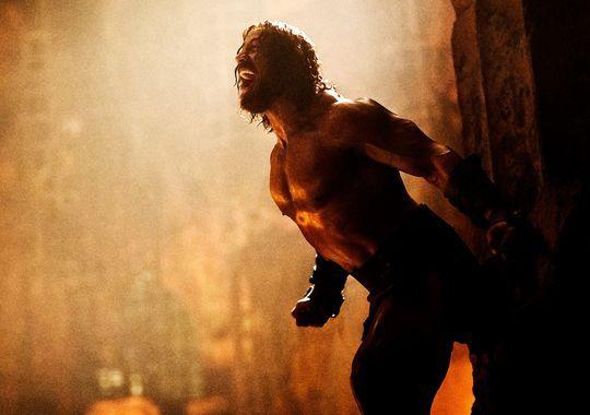 Game E Cine: 'Hercules'