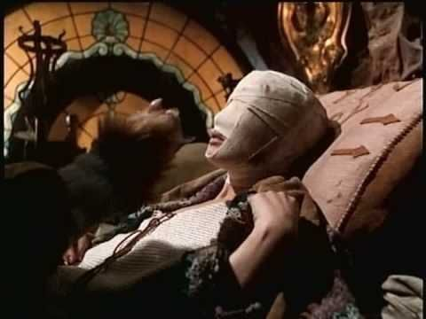"From the Beauty and the Beast tv series. Ron Perlman, as Vincent, reads Shakespeare's Sonnet 29 in the middle of this.  It's the one that starts out ""When, in disgrace with Fortune and men's eyes...""  The music is from the BATB soundtrack.  Starts off with a piece called Dancing Lights and goes into the Sonnet, and then ends up with a variation ...  Curse on you CBS for ruining a beautiful story!"