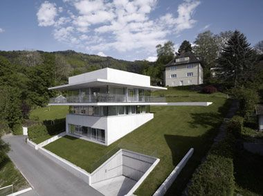house by the lake, Bregenz/Austria marte.marte architects - projects