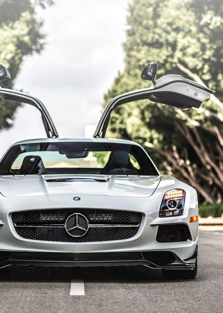 Mercedes SLS Black Series #carsnob #sixtycolborne