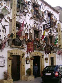 Posada and Museo de Agricola in Úbeda, Jaén