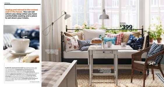 Ikea Catalog 2015 How To Recycle An Old Daybed For
