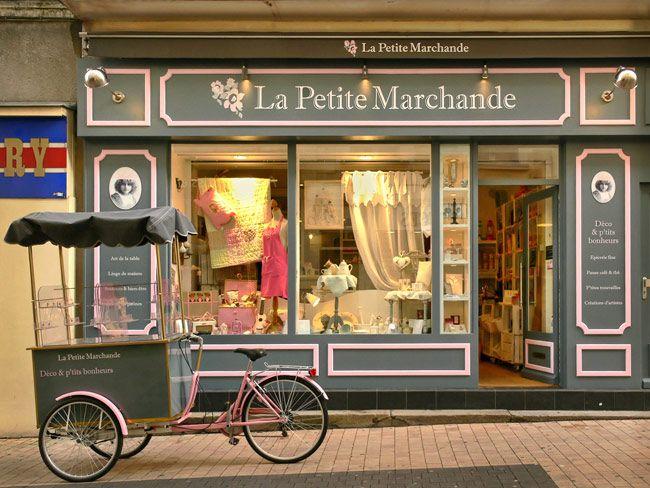 La Petite Marchande- Angers, France