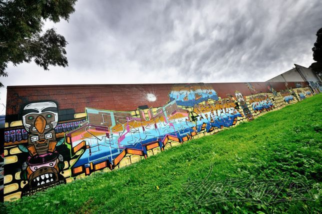 GRAFF CENTRAL - For those who love the art of Graffiti