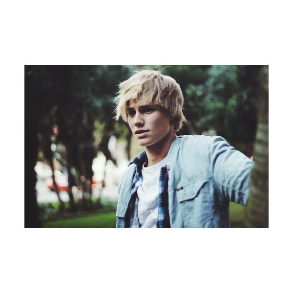 Fuck Yeah Blonde Guys ❤ liked on Polyvore