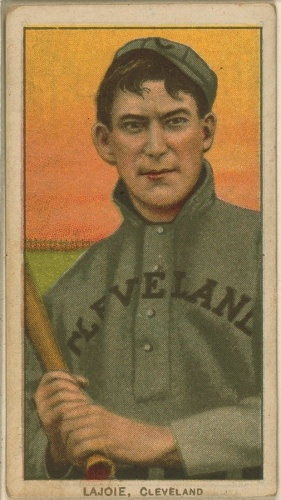 Nap Lajoie - Vintage Baseball card