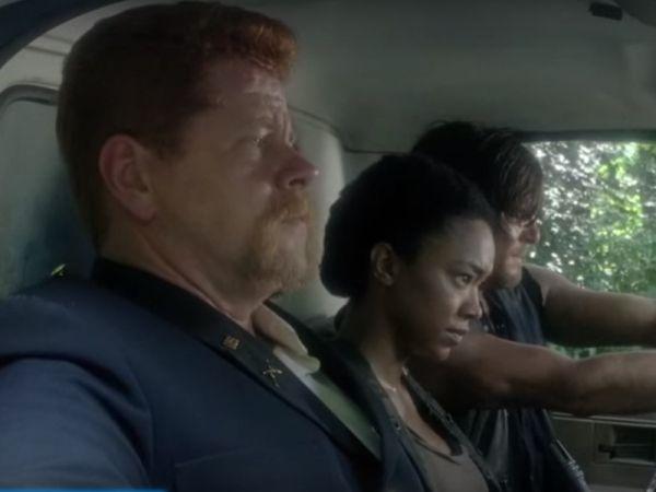 "The Walking Dead, Season 6, Episode 8, ""Start to Finish"""