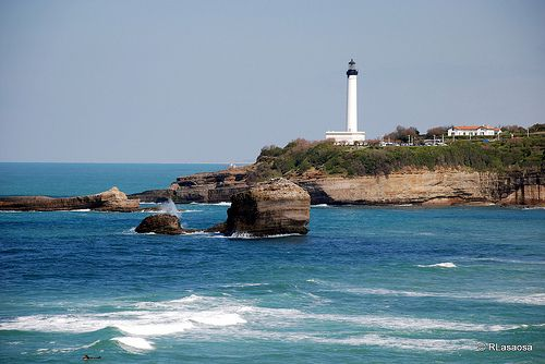 Faro de Biarritz, Francia | Biarritz Lighthouse, France