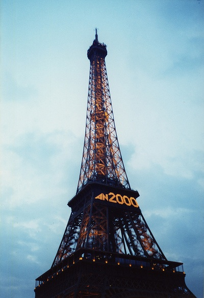 Eiffel Tower 2000!