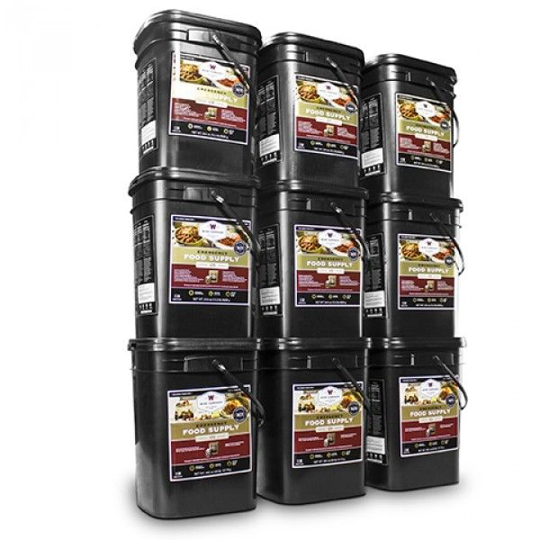 SALE: $2,249.99. 1080 Serving Long Term Emergency Food | Wise Food Storage #Hanukkah #Christmas #holiday #gag #joke #gift #college #student #apocalypse #dehydrated  #doomsday #dried #eat #emergency #freeze #meals #MRE #preparedness  #rations #riots #storage #supplies #survival #zombie