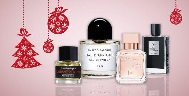 I profumi per la donna da regalare a Natale