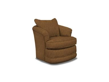 Smoothly Contoured And Artfully Posed The Fresco Swivel Chair Has A Versatile Contemporary Look That