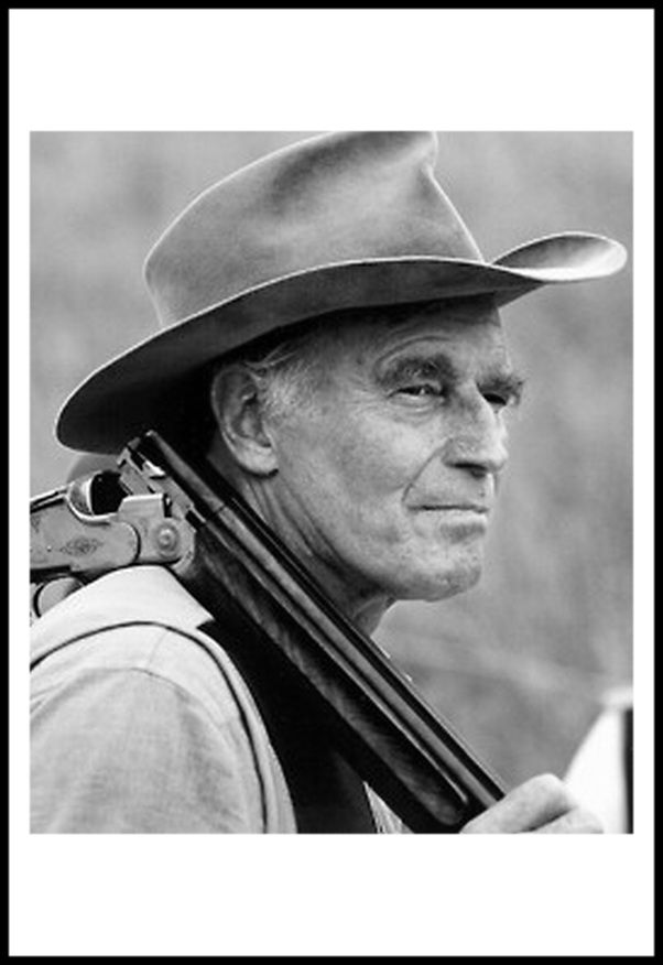 Charlton Heston -  When aging loner Will Penny is hired to ride the lines around a vast ranch, he stumbles upon Catherine Allen (Joan Hackett) and her son, who are secretly living in an abandoned cabin. Penny gives Catherine and her son a week to move out, but an encounter with some ghosts from his past leaves him wounded and reliant on her. Penny soon finds himself falling for Catherine and becoming a father to her son, but his past continues to haunt him, hurtling him toward a…
