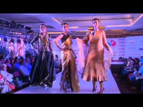 Get a quick glimpse of IWP Fashion Show at #Melange - The Blend Of Art 2014 https://www.youtube.com/watch?v=K-w7p5YKa5A