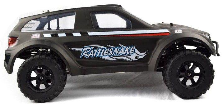 Nowość od VRX Racing  Zdalnie Sterowany Samochód Rattlesnake EBL 2.4GHz RTR - Bezszczotkowy. Model zasilany mocnym silnikiem elektrycznym, auto wizualnie prezentuje się jak typowy amerykański SUV.  Chcesz wiedzieć więcej? Zobacz opis, dane techniczne, komentarze oraz film Video. Nie ma jeszcze komentarzy, to czemu nie zostawisz swojego:)  http://modele-rc.com/produkt/13169,zdalnie-sterowany-samochod-rattlesnake-ebl-2-4ghz-rtr-bezszczotkowy  #rattlesnake #ebl #vrxracing #modelerc #skleprc