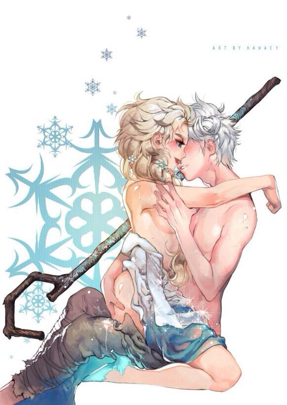40 best jelsa images on pinterest princesses frozen and elsa and jack frost thecheapjerseys Choice Image