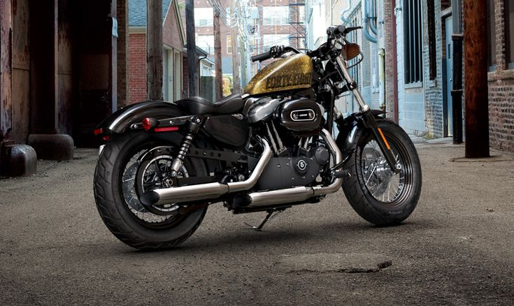 La mia moto Sportster ®Forty-Eight® XL1200X | Dark Custom | Harley-Davidson USA