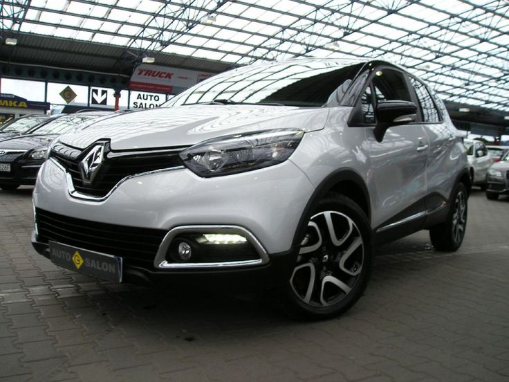 Renault Captur - Automat*Navi R-Link*Kamera*Led*Alu*Tempomat*Gwarancja VGS !!!