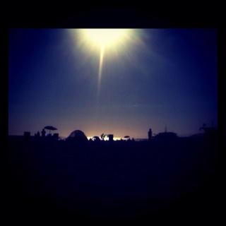 LA sunset inspirational. My photography