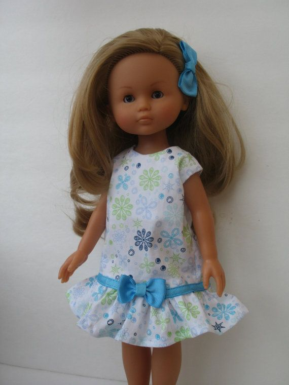 Corolle Les Cheries Doll Dress with Hair by PachomDollBoutique, $14.99