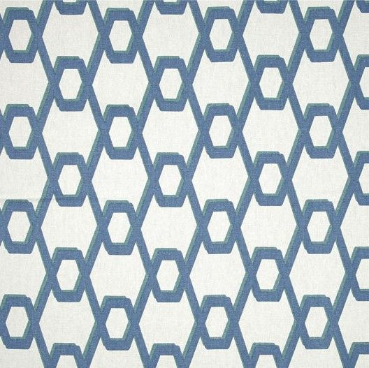 Magnolia Home Fashions Wired Ocean Fabric