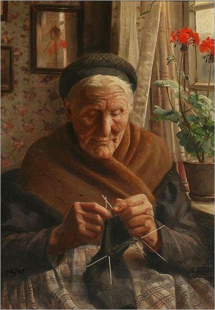 Peder Mork Monsted (Danish, 1859 - 1941)