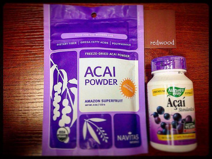 Açai Power! #boostimmunity #natural #hkliving #hkhealth #healthy #acai #acaiberry #healthfood #immunebooster #powder #capsules #orac #antioxidant #redwoodbydrken  @redwoodhealthhk