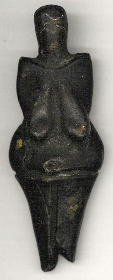 Venus of Dolni Vestonice - Ceramic art - Wikipedia, the free encyclopedia