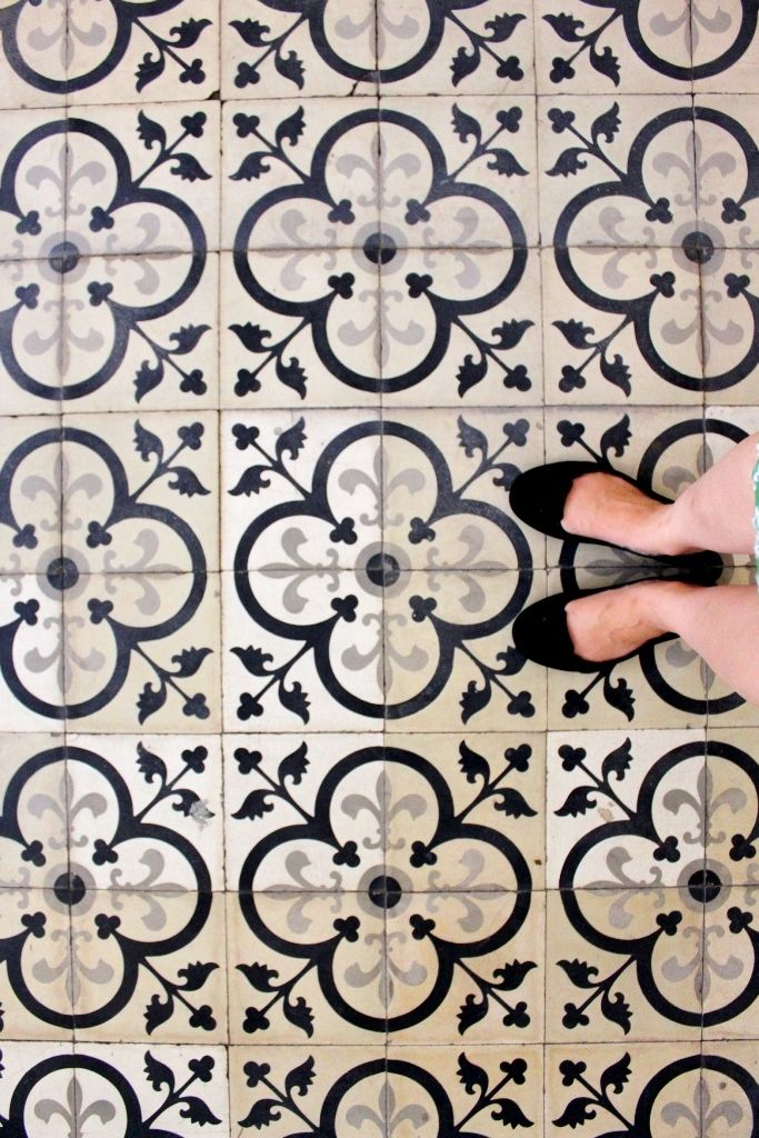 handmade and painted tiles can be customized by ceramic studios