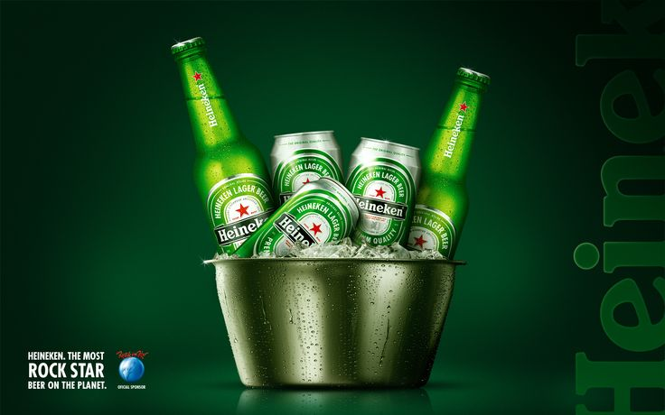 Ad for Heineken - Day of Rock - Rock in Rio