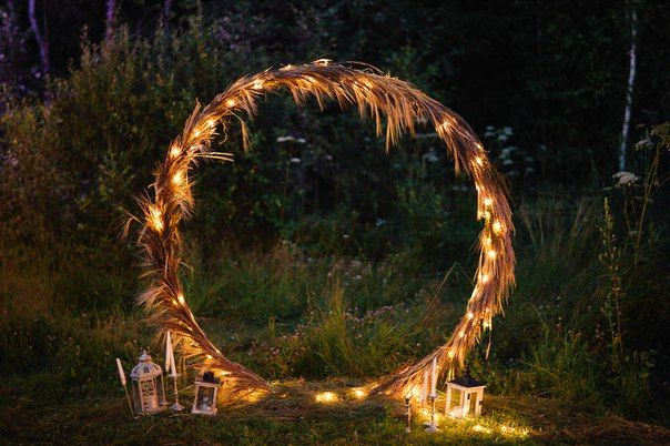 "This would be amazing for a proposal setting at night.....with some creative flair, personalization, and styling it would be worthy of a ""Yes""....."