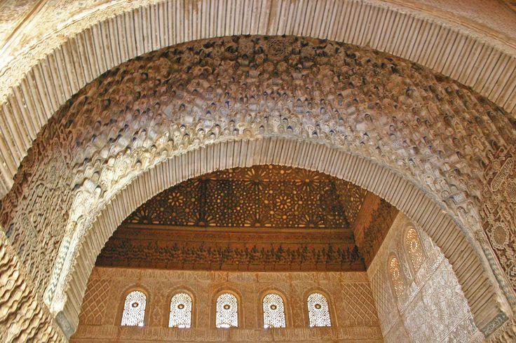 Salón del Trono Palacio Comares Alhambra de Granada