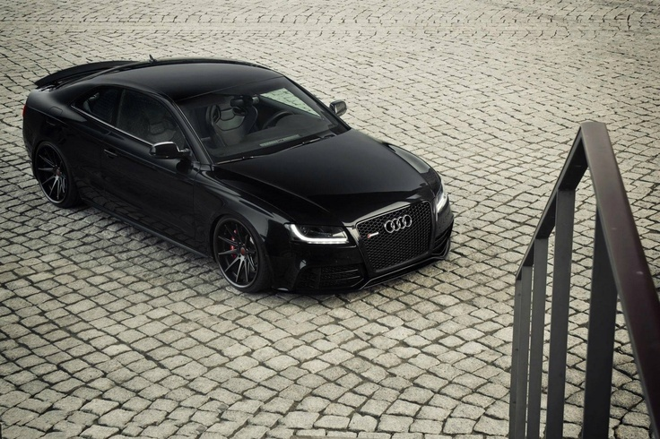 All black everything | Audi RS5